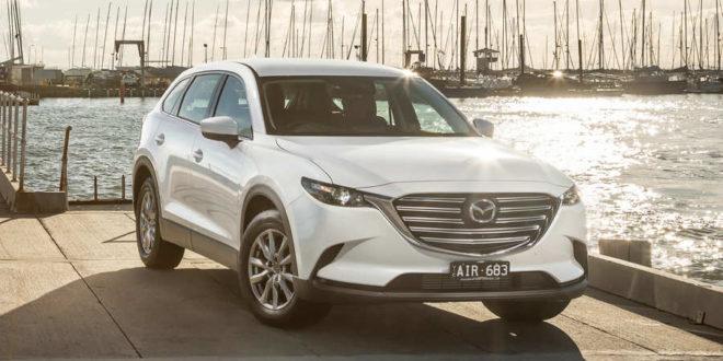 Кроссовер Mazda CX-9 обновился до 2018 модельного года