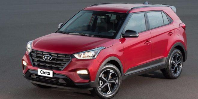 Кроссовер Hyundai Creta обзавелся версией Sport