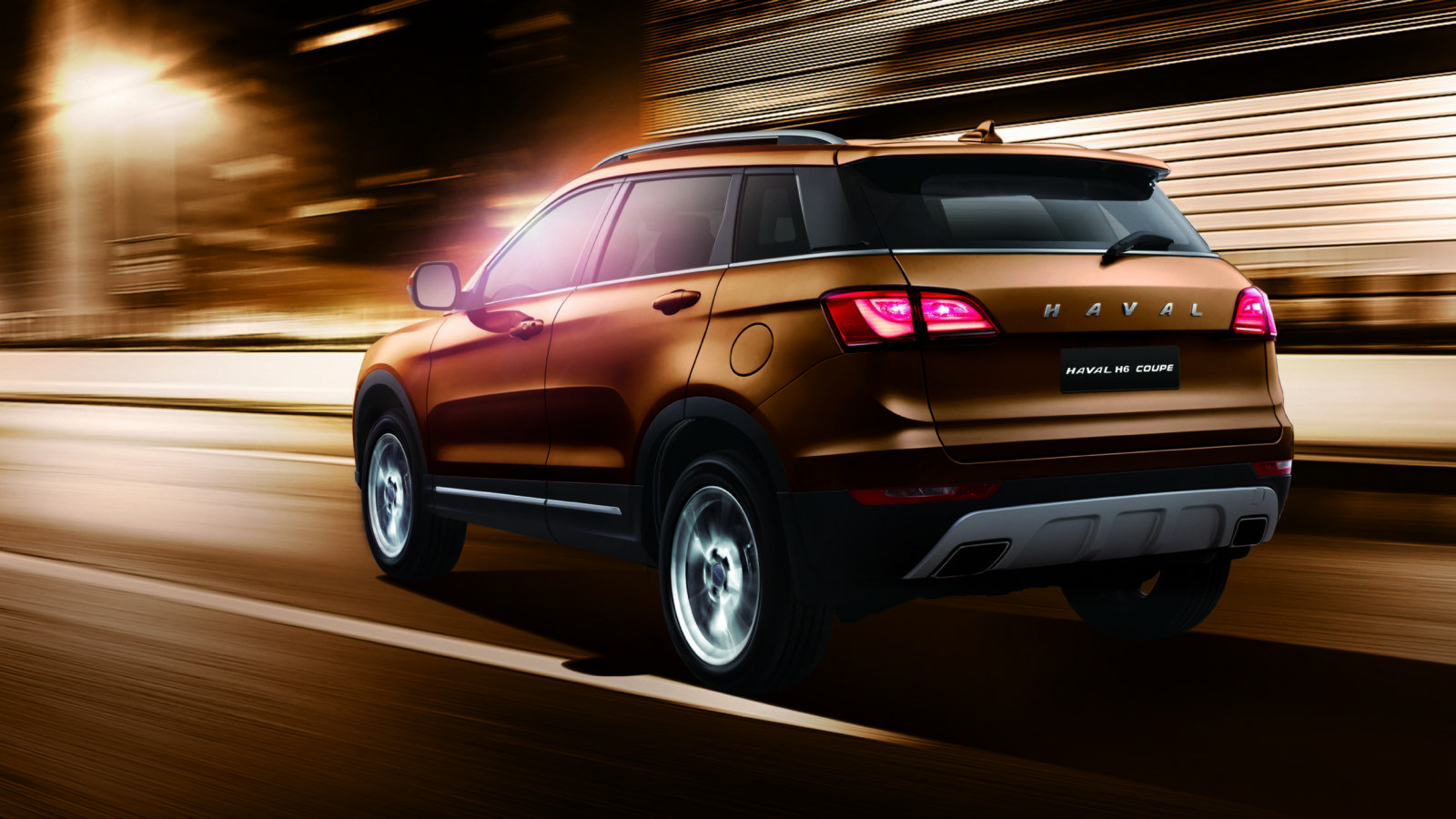 Haval H6 Coupe-1