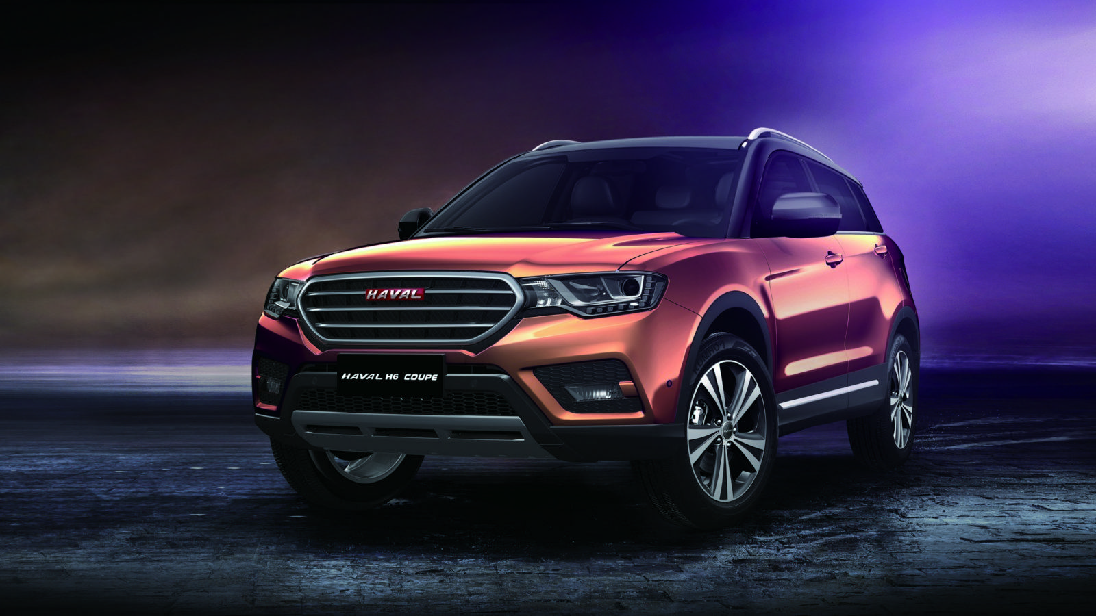Haval H6 Coupe-2