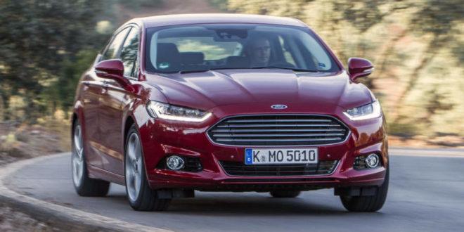 В России объявлен отзыв Ford Mondeo