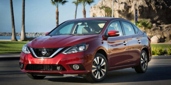Обновленный седан Nissan Sentra 2018 поступил в продажу
