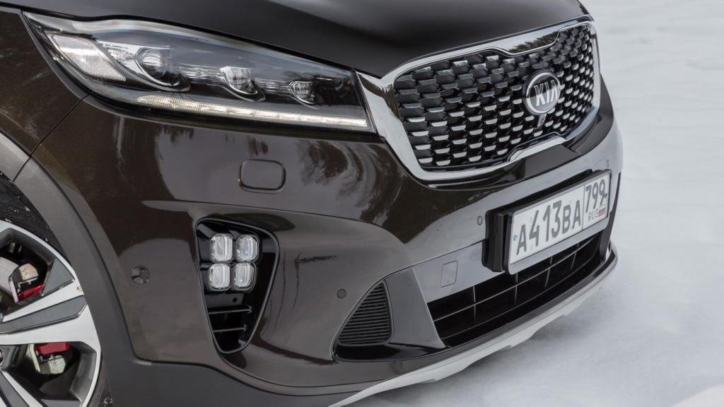 Обновленный Kia Sorento Prime доберется до России в феврале 2018 года