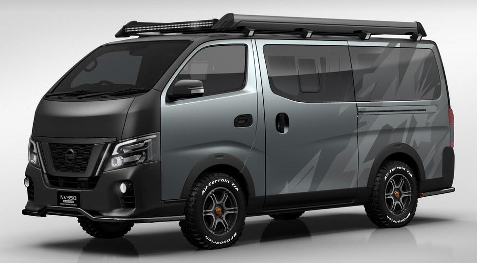 Nissan представит ряд новинок в январе
