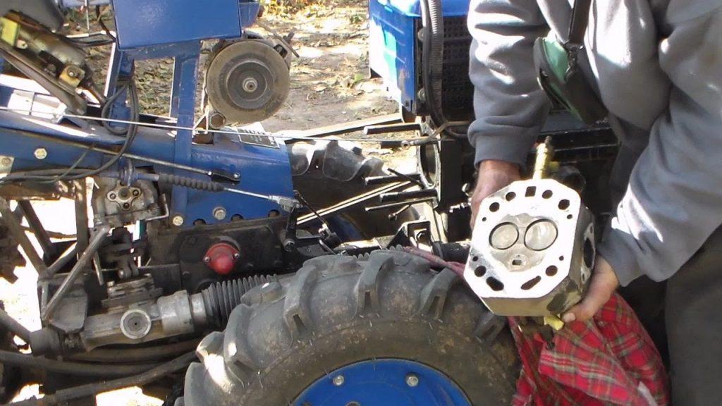 Особенности техобслуживания тракторов