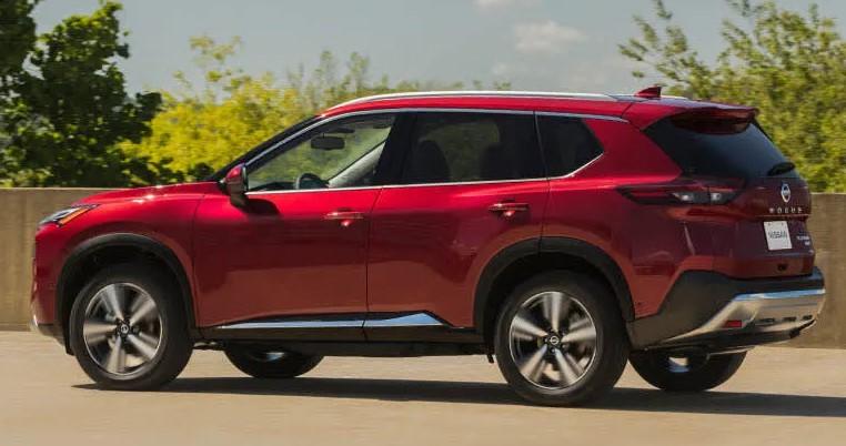 Американцы опубликовали обзор нового Nissan Rogue (X-Trail) 2021 модельного года