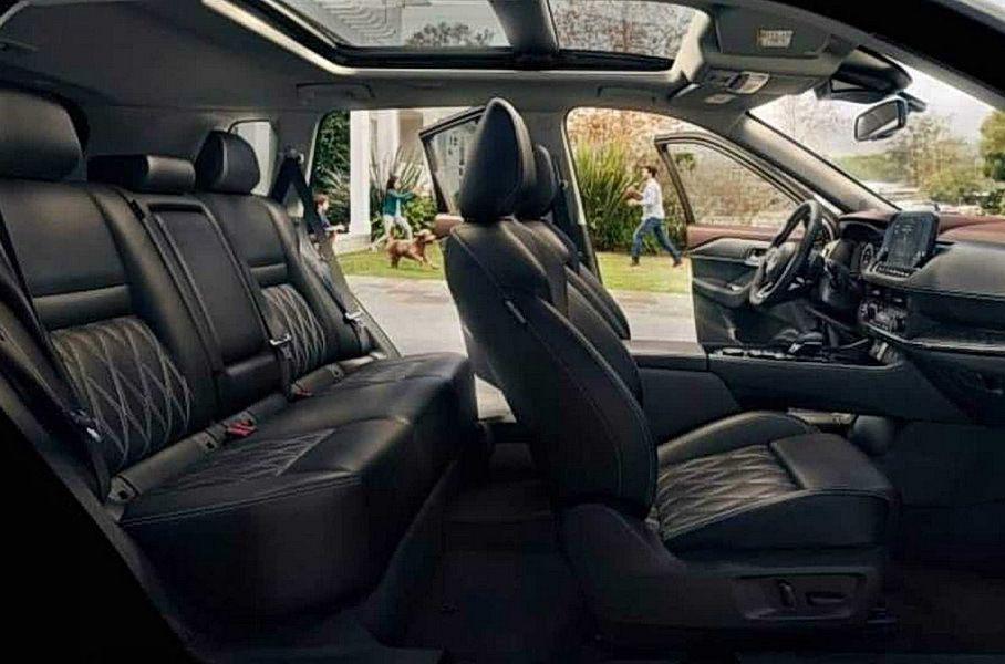 Опубликованы официальные фото нового Nissan X-Trail