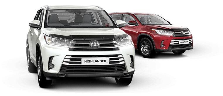 Toyota Highlander – безопасность и надежность привычных решений