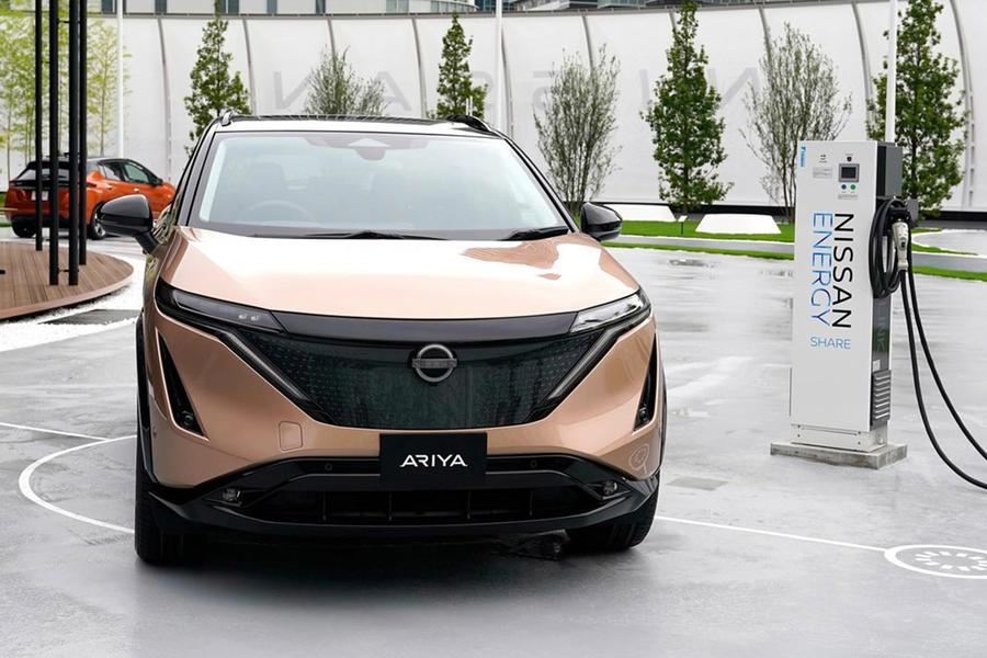 Nissan выпустит новый электрокар в сегменте SUV