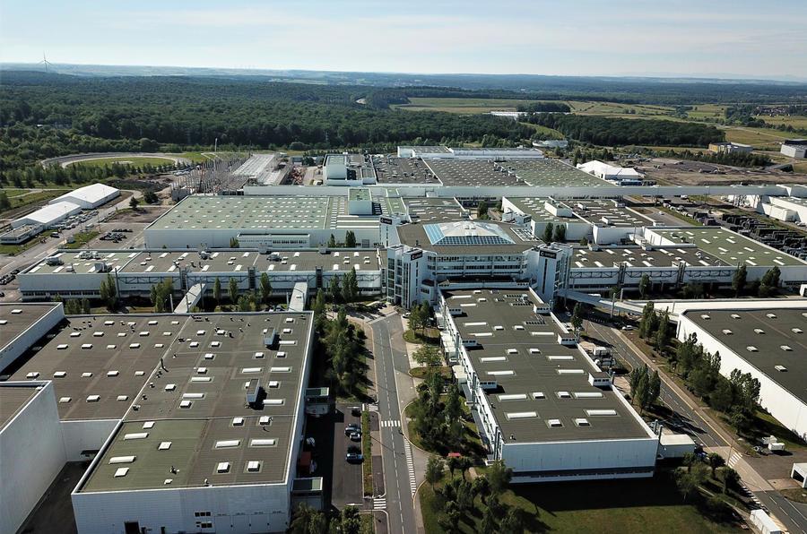 Mercedes-Benz закроет завод по производству Smart во Франции