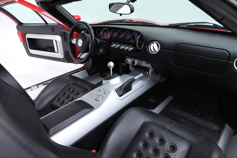 Концепт Ford Mustang GT Convertible будет продан на аукционе