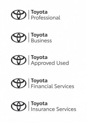 Toyota представила обновленный логотип своей марки