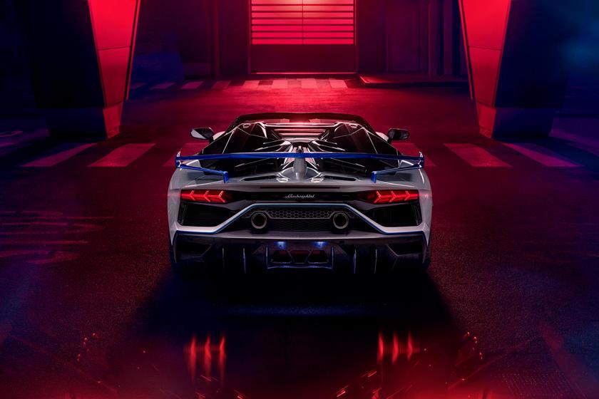 Lamborghini Aventador SVJ Xago Limited будет выпущен в 10 экземплярах