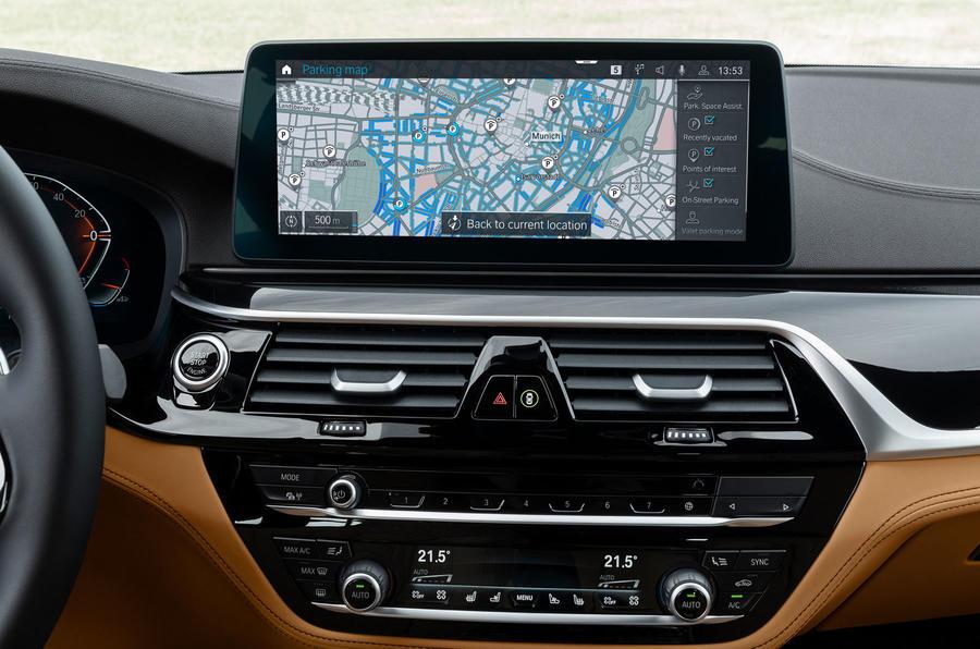 BMW обновит программное обеспечение на своих автомобилях