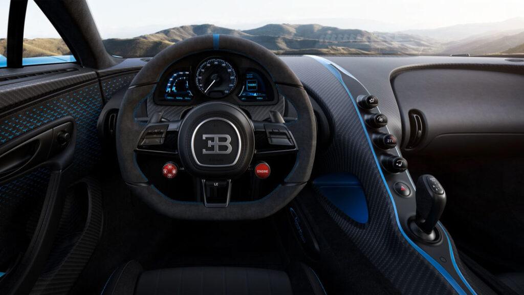 Спрос на Bugatti Chiron Pur Sport превзошел все ожидания