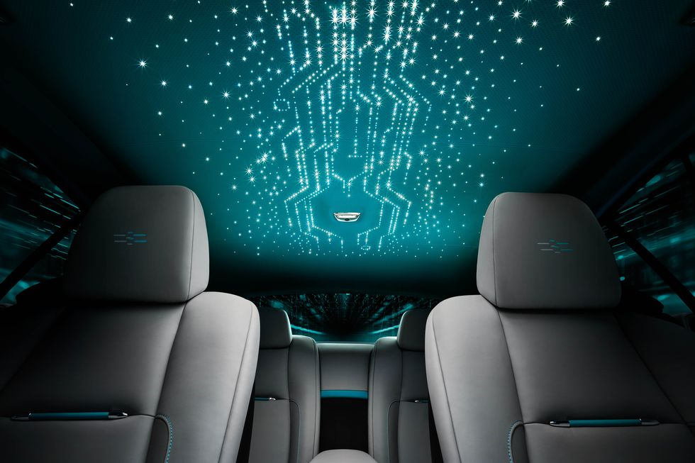 Rolls-Royce выпустит ограниченную версию Wraith Kryptos с «секретом»