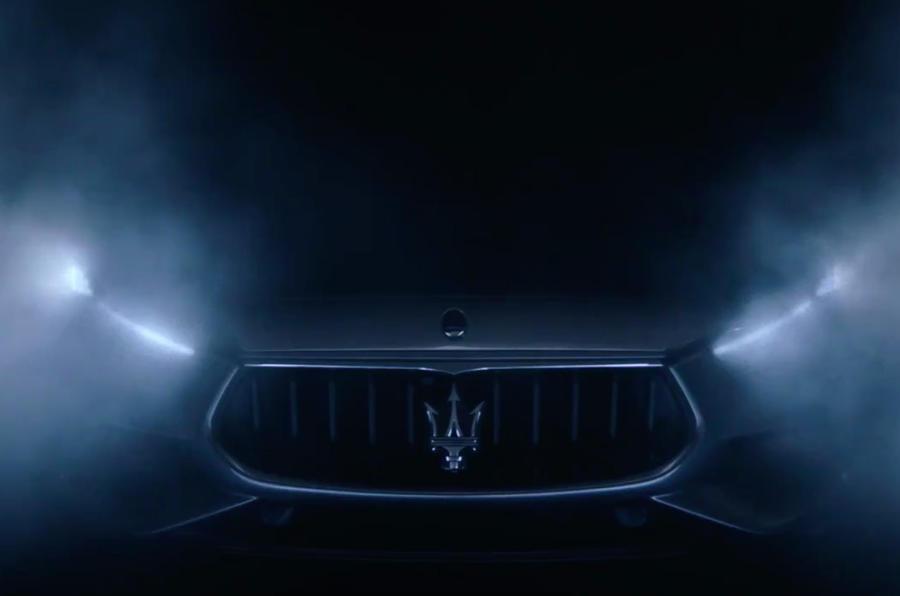 Премьера нового гибрида Maserati Ghibli назначена на 16 июля