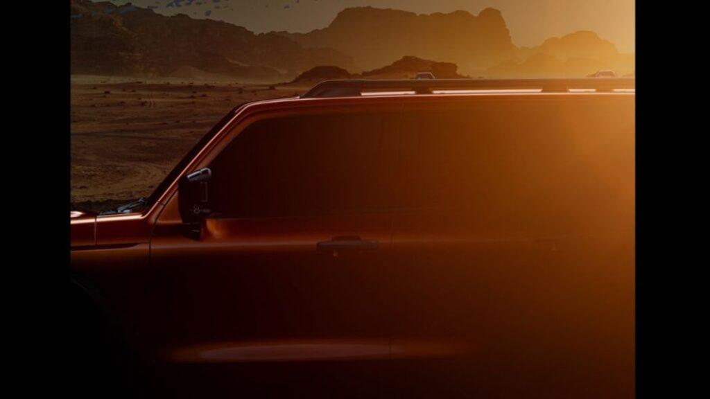Great Wall показала новый премиальный внедорожник, похожий на Ford Bronco