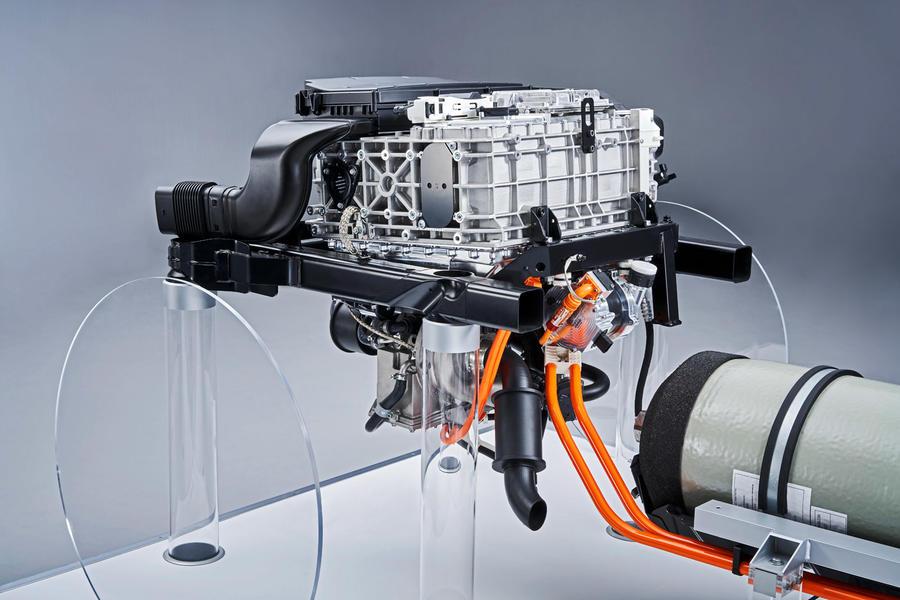 Jaguar Land Rover нацелился на создание водородных внедорожников к 2030 году