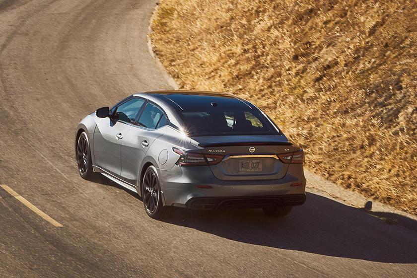 Седан Nissan Maxima заменят электромобилем в 2022 году