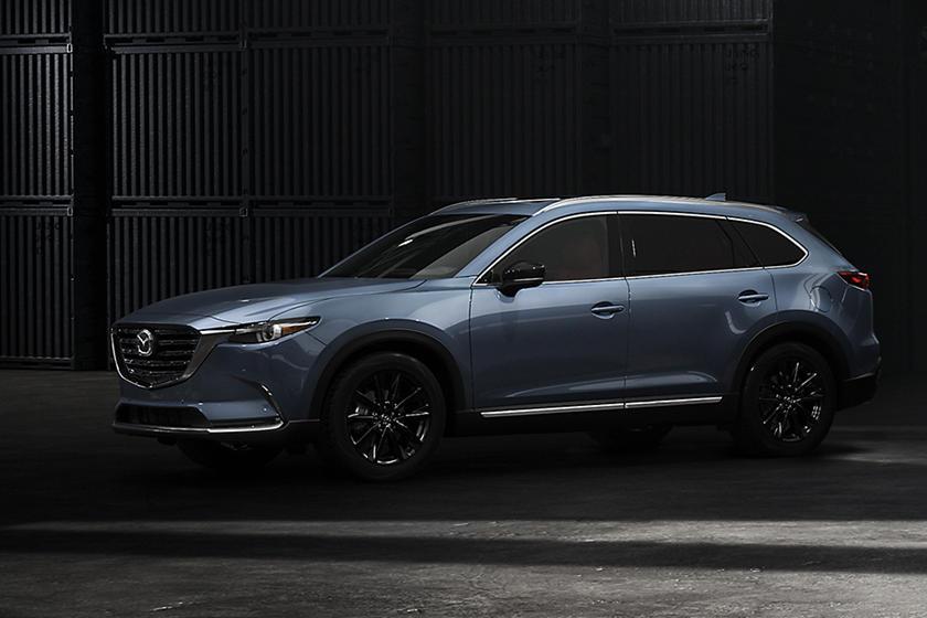Mazda обновила свой флагманский кроссовер Mazda CX-9