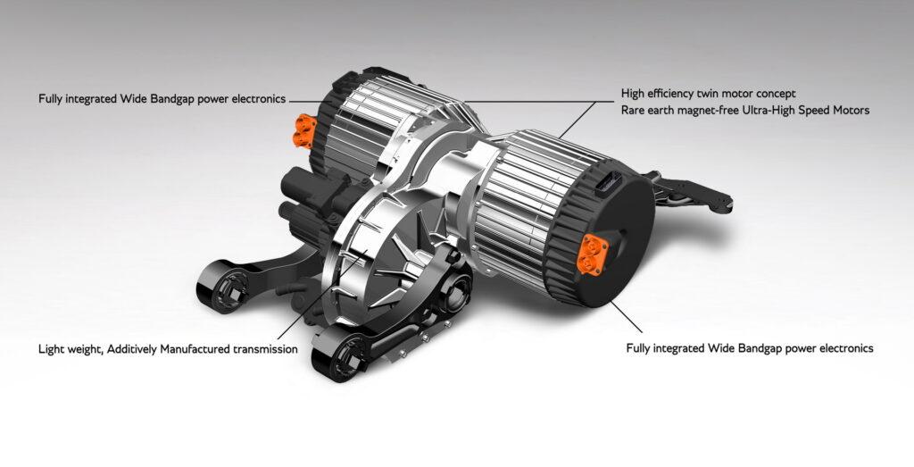 Bentley планирует выпустить инновационный электрокар