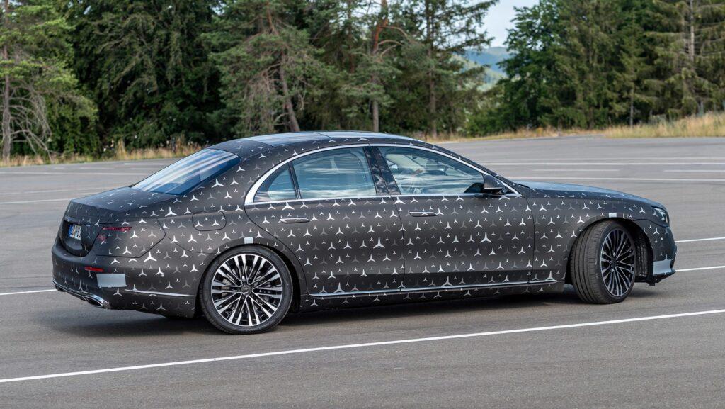 Раскрыты технические детали нового Mercedes S-Class 2020
