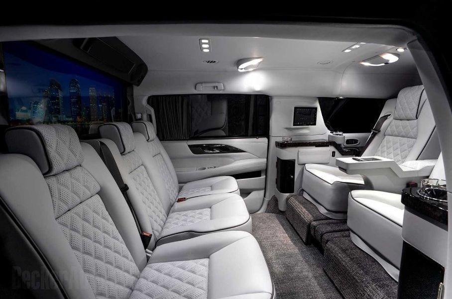 Сталлоне продает растянутый Cadillac за 350 тысяч долларов