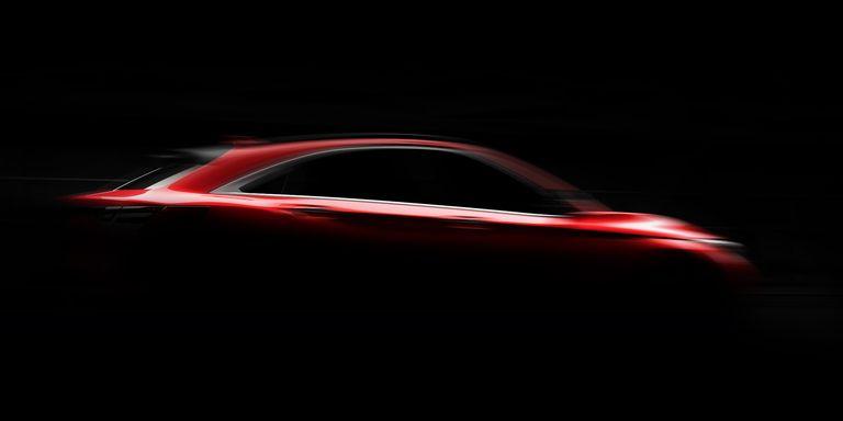 Infiniti осенью представит новый купе-кроссовер Infiniti QX55