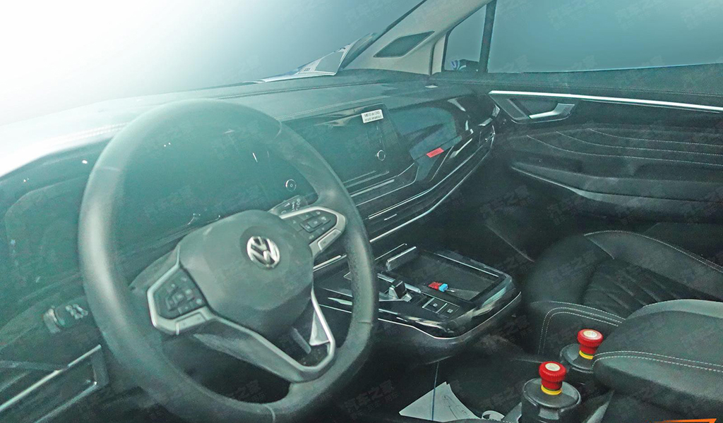 Большой кроссовер от Volkswagen выйдет в продажу в 2021 году