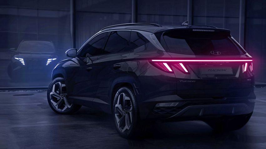 Hyundai завершил испытания нового кроссовера Tucson