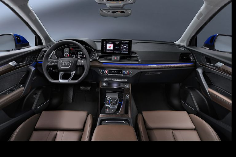Audi представила свой новый купе-кроссовер Q5 Sportback