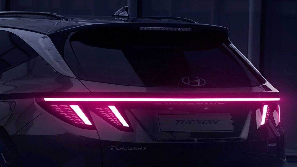 Новый кроссовер Hyundai Tucson N получит 290-сильный мотор
