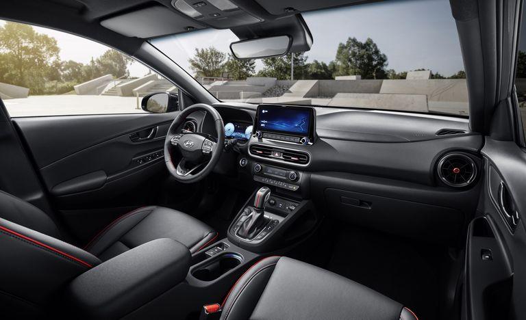 Hyundai презентовала новый кроссовер Hyundai Kona