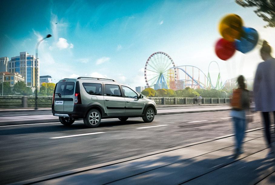 АвтоВАЗ объявил цены на новый Lada Largus Cross Quest