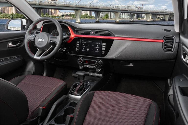 Kia объявила цены на обновлённый Kia Rio для России