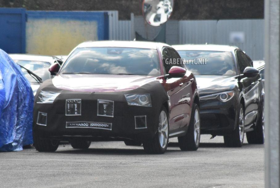 Maserati анонсировала выход нового кроссовера