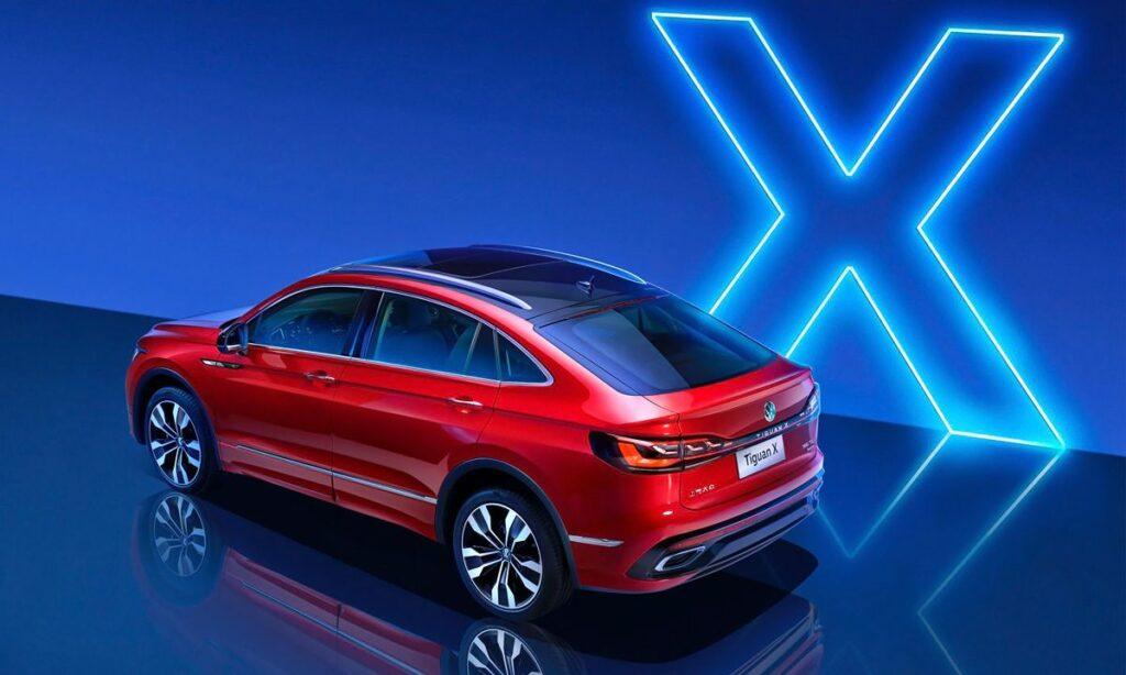 Volkswagen Tiguan X появится на китайском рынке до конца года