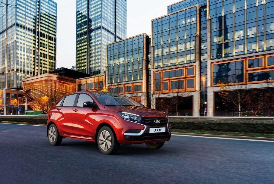«АвтоВАЗ» объявил о продажах Lada Xray в новой версии Club