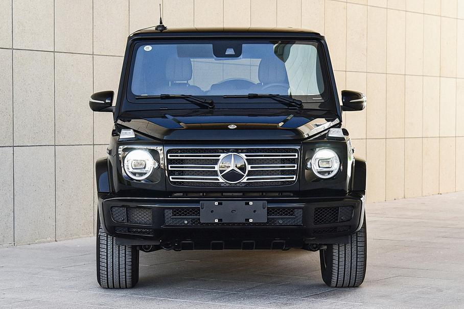 Mercedes-Benz начал продажи нового G-Class с мотором на 2,0 литра