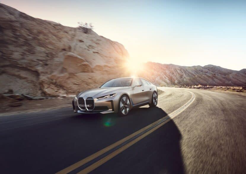 BMW выпустит девять новых электрокаров к 2025 году