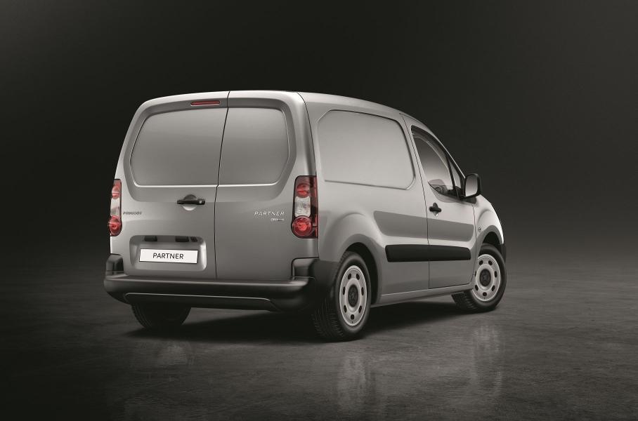 Peugeot будет выпускать в России фургон Partner нового поколения