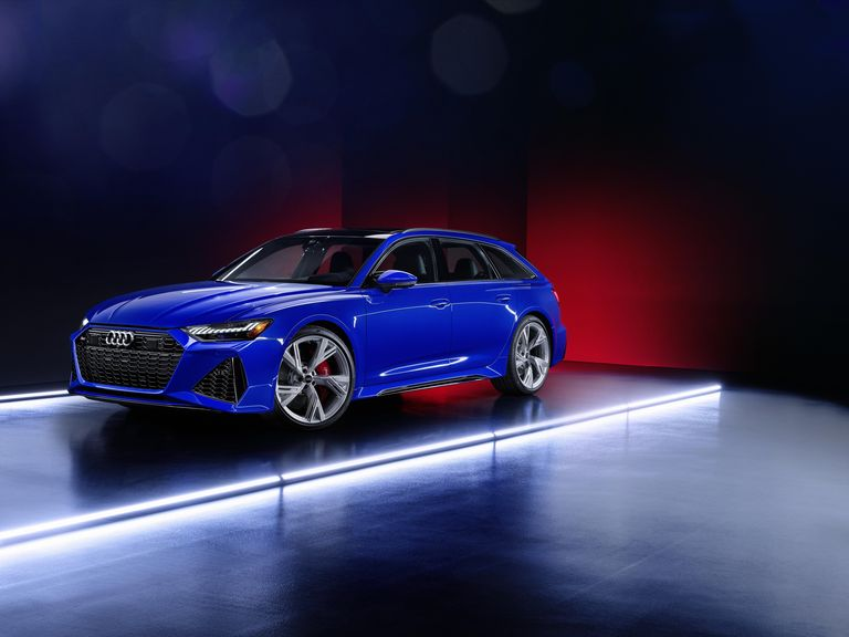 Автоконцерн Audi представил RS6 Avant RS Tribute Edition в США