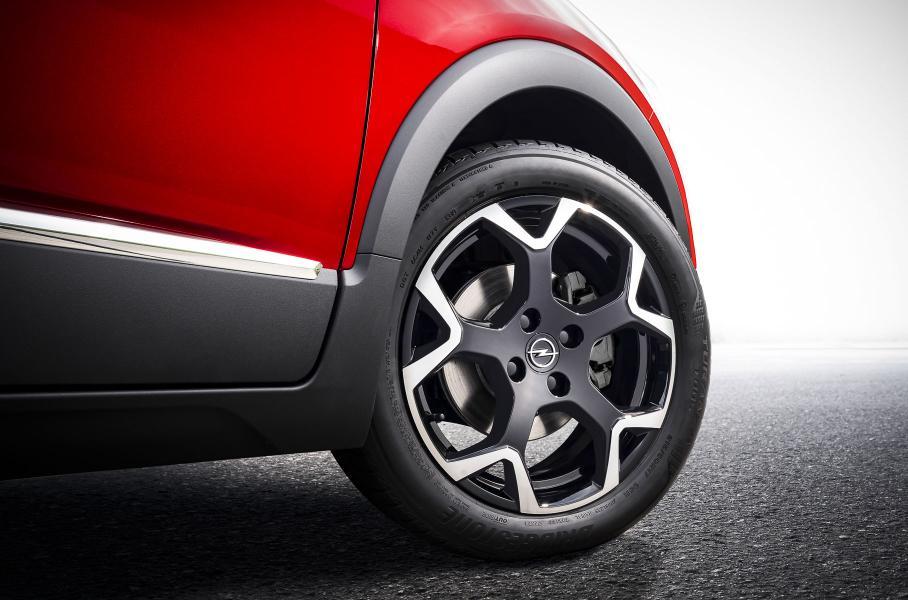 Новый Opel Crossland появится в России в 2021 году