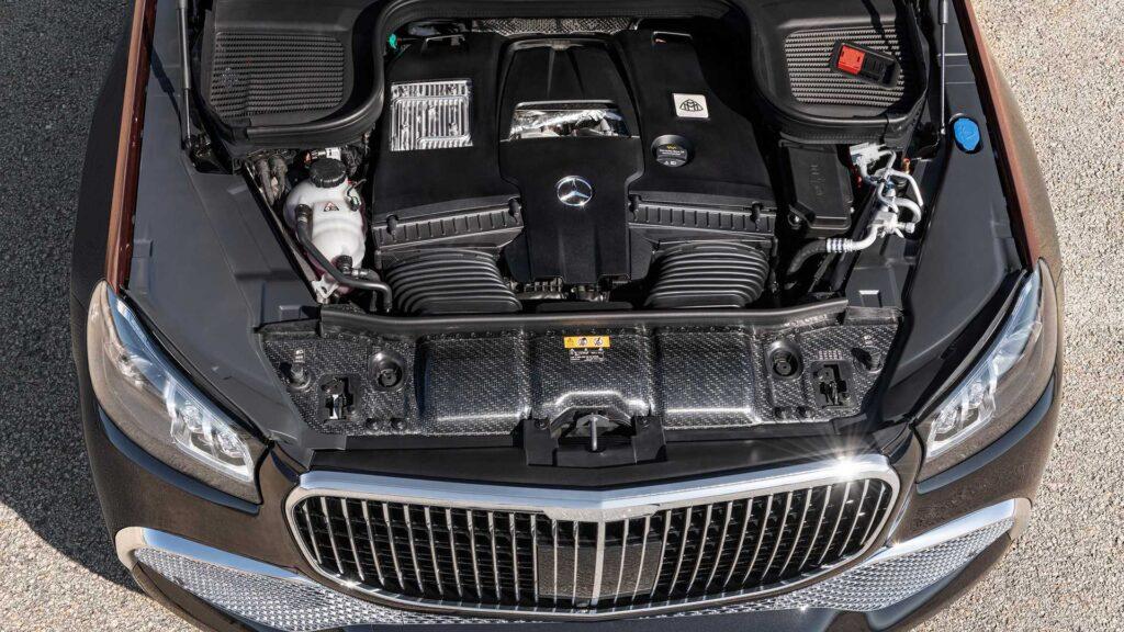 Mercedes-Maybach GLS 600 4Matic 2021 года будет продаваться за 12,5 млн рублей