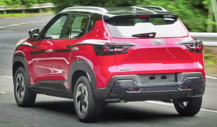 Новый кроссовер Nissan за 550 тысяч рублей представят 21 октября