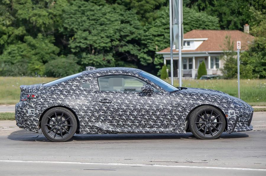 Премьера нового Subaru BRZ 2021 года назначена на осень