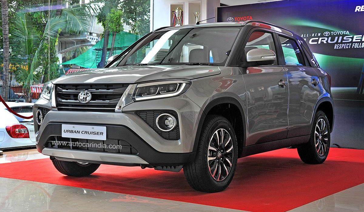 До дилеров добрался новый кроссовер Toyota дешевле Hyundai Creta