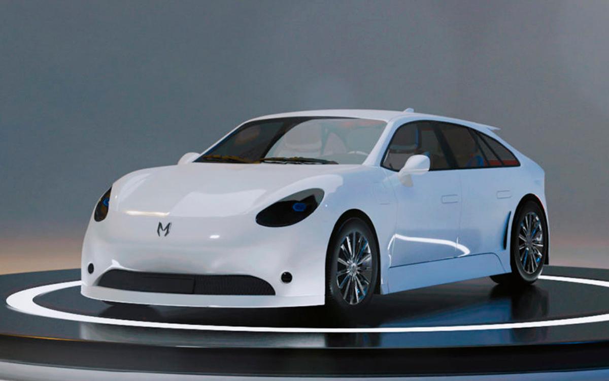 Российская марка Monarch готовит премиальный электромобиль
