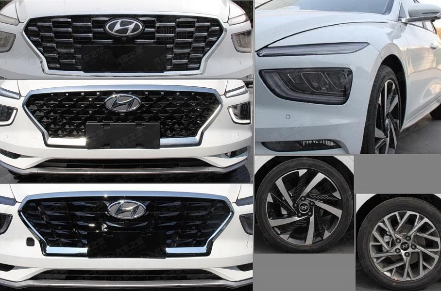 Раскрыт новый седан Hyundai, который меньше и дешевле Sonata